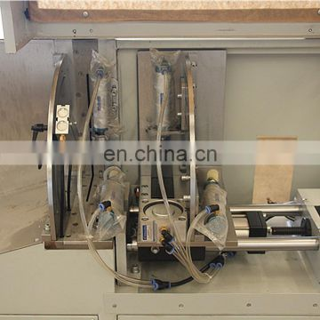 Aluminum Window And Door Corner Key Cutting Saw Machine