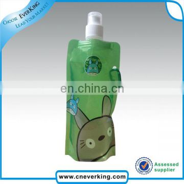 500ml foldable water bottle