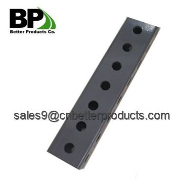Traffic indication sign post hot-dipped steel square sign post