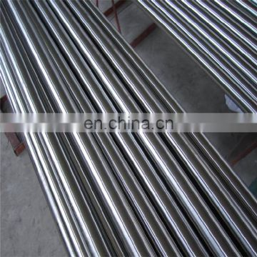 Polished bright surface 1.4512 304 stainless steel round bar 409