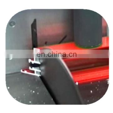 Automatic double-head sawing machine for aluminum profiles 9