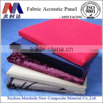 Sound proof cubicle insulation cloth fabric acoustic wall