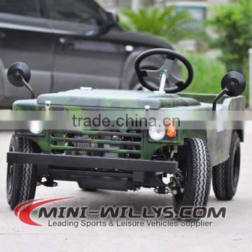 Mini Jeep Willys for Kids