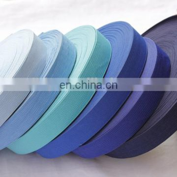 wholesale 2cm colored knit elastic band