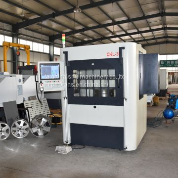 vertical wheel repair cnc lathe CKL-35 special for car