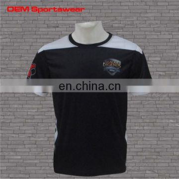 customized printed fashion sports t-shirt