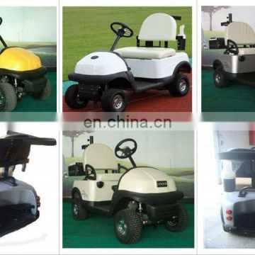 Single seater electric golf cart, electric car of golf for sale in USA