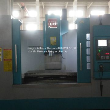 YH 1270 CNC Milling Machine