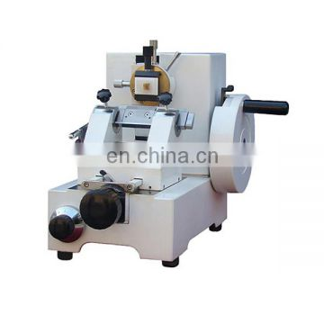 HHQ-1508R Rotary Slicer Microtome Paraffin Section Cutting Tissue Sectioning Microtome Paraffin Slicer
