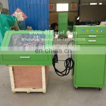 Hot product CRS300 common rail diesel fuel injection pump test bench