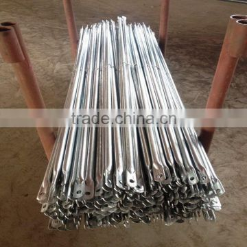 Used Scaffolding For Sale >> Cross Brace Parts Of Scaffolding Frame Used Scaffolding For