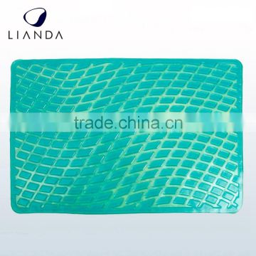 Summer Hotsale!! cooling gel mattress/ gel bed pillow pad/ gel cooling pad eco-friendly
