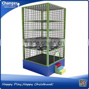China factory TUV/ASTM/CE certificate free design cheap indoor outdoor bungee trampoline rope