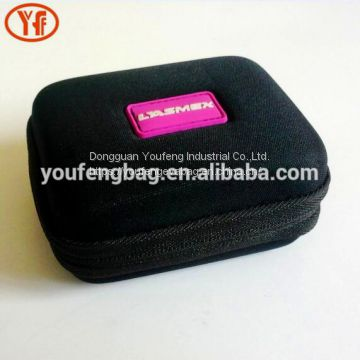 factory price oem eva hard shell camera cases shockproof and waterproof eva cases for digital camera storage with zip