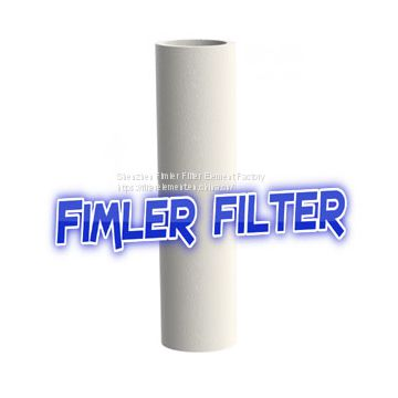 Headline Disposable Borosilicate Glass Microfibre Filter Elements 12-32-40S, 12-32-50S, 12-32-60S, 12-32-70S, 12-32-80S, 12-57-40S, 12-57-50S