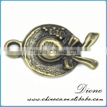 fashion new metal coin pendants