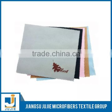 Eco-friendly reclaimed material microfiber glasses cloth fabric