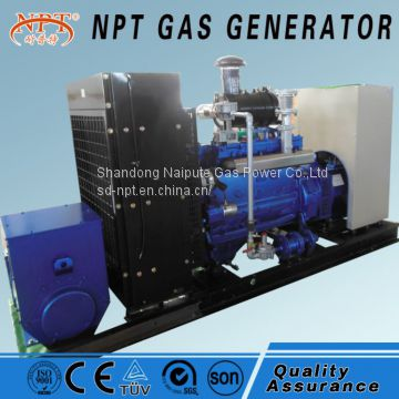 CE approved 50 kw biomass generator