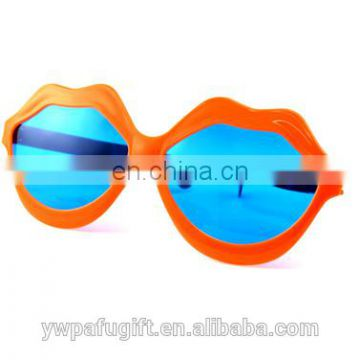 party supplies giant lip glasses