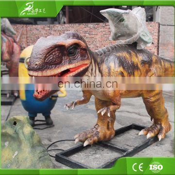 2016 New arrivel coin operated of dinosaur rides