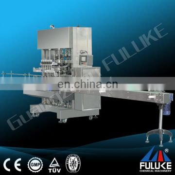 FLK Semi-automatic cosmetic cream paste filling machine