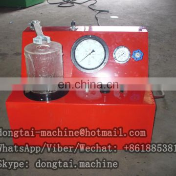 PQ400 fuel injector and double springs injector tester
