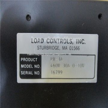 Hot Sale New In Stock LOAD CONTROLS INCORPORATED-PH-3A PLC DCS MODULE