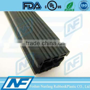 8-10mm thickness glass window rubber seal strip