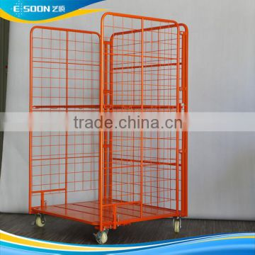 US Fedex delivery roll cage warehouse storage container