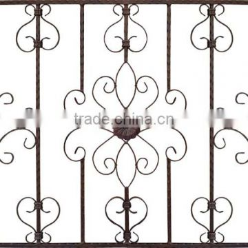 Keenhai OEM Customed Decorative Modern French House Window Grill Design