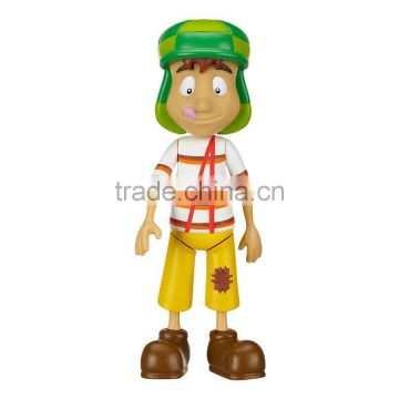 custom make plastic cartoon character toys,custom design cartoon toys figures