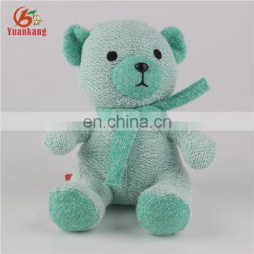 ICTI factory wholesale lovely soft plush teddy bear toys