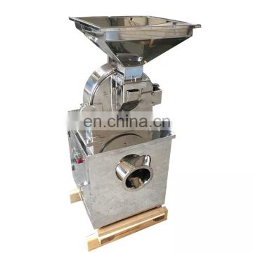 Good quality industrial powder sugar grinding mill made of 304 stainless steel
