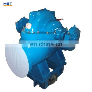 double volute casing end suction pump for dirty water transfer