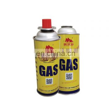 China portable stove butane gas 220g and butane canister 220g