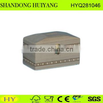 balsa wood decorative money box wholesale