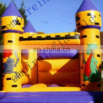 colorful bouncy castle for sale JC084