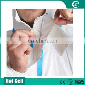 Disposable Work-Wear Safety Coverall Suit