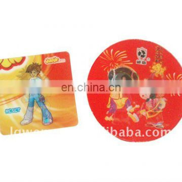 2013 color changing 3D card