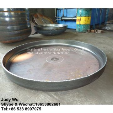 Flat Bottoms Dished Heads For Pressure Vessels Head Boiler