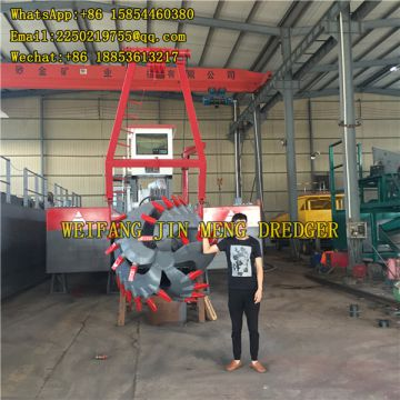 Customized 500 M³/h Sand Pump Dredger Cutter Suction Dredger