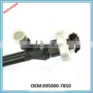 Auto spare parts car fuel injector for MAZDA OEM 095000-7850 0950007850