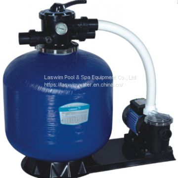 Bobbin wound Sand Filter (Top-mount)