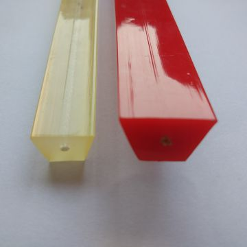 Polyurethane Belt Urethane Conveyor Belt Smooth Round