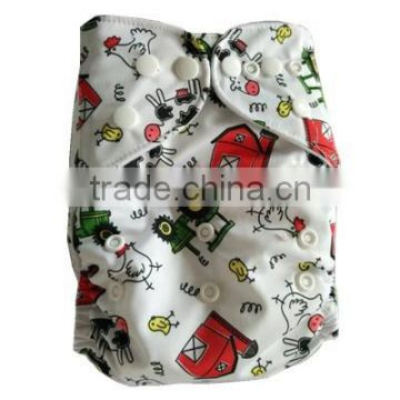 2016 New Naughty Baby Cloth Diapers With Printed Design,Sleep Baby Diaper,Cheap Baby Product
