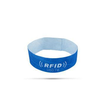 RFID Paper Disposable Wristband HC-ZZ006