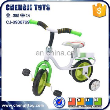 Ride on vehical baby carriage cheap kids tricycle