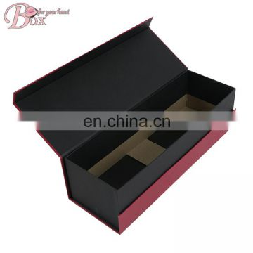 Single Paper Cardboard Packaging Wine Glass Gift Boxes Wholesale