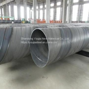 API 5L Gr. B 355mm Sprial Welded Carbon Steel Pipe