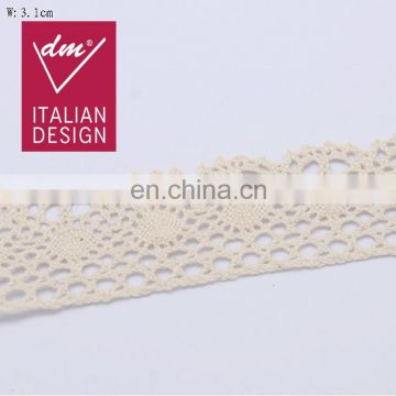 Wholesale dyeable embroidery tatting lace trim